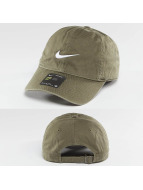 Nike Snapback Caps Swoosh H86 oliivi