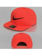 Nike Snapback Caps Swoosh Pro pomaranczowy