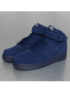 Nike Sneaker Air Force 1 Mid 07 blau
