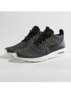Nike Air Max Thea Ultra Flyknit Sneakers Black/Black/Ivory/Night Purple