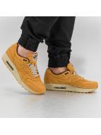 Nike sneaker Air Max 1 Leather Premium bruin