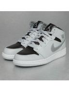 Nike Sneaker Air Jordan 1 Mid grau