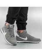 Nike Sneaker Internationalist Mid grau