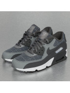 Nike Sneaker Air Max 90 SE Leather (GS) grau