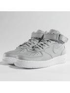 Nike Sneaker Air Force 1 Mid '07 grau