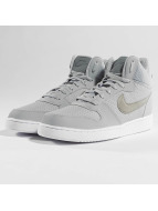 Nike Sneaker Court Borough Mid grau