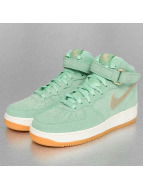 Nike Sneaker Air Force 1'07 Mid Swasonal grün