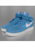 Nike Sneaker Air Force 1 Mid 07 indigo