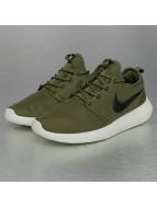 Nike sneaker Roshe Two olijfgroen