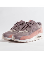Nike Air Max 90 Sneakers Red Stardust/Taupe Grey/Silt Red/White