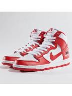 Nike sneaker SB Dunk High Pro rood