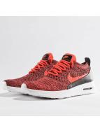 Nike Air Max Thea Ultra Flyknit Sneakers Bright Crimson/Bright Crimson/White