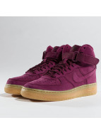 Nike Sneaker Air Force 1 High WB rot