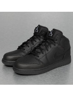 Nike Sneaker Air Jordan 1 Mid schwarz