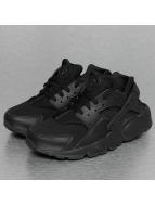 Nike Sneaker Huarache Run (GS) schwarz