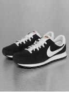 Nike Sneaker Air Pegasus '83 Leather schwarz