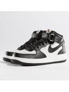Nike Sneaker Air Force 1 Mid 07 schwarz