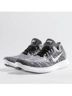 Nike Sneaker Free RN Flyknit 2017 schwarz