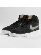 Nike Sneaker Court Borough Mid schwarz