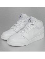 Nike Sneaker Air Jordan 1 Mid weiß