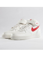 Nike Sneaker Air Force 1 Mid 07 weiß