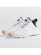 Nike Air Huarache Run Ultra Sneakers White/Black-Gum Yellow-White