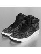 Nike sneaker Air Force 1 Flyknit zwart