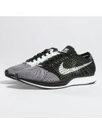 Nike sneaker Flyknit Racer Running zwart