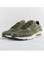 Nike Sneakers Air Max 90 Ultra 2.0 Flyknit oliv