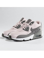 Nike Snejkry Air Max 90 Leather (GS) růžový