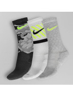Nike Socken 3er Pack Dri-Fit Triple Fly schwarz