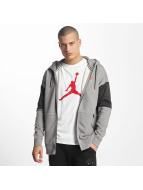 Nike NSW Air Zip Hoody Carbon Heather/Anthracite/Siren Red