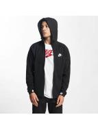 Nike Sportswear Advance 15 Fleece Zip Hoody Black/Black/White
