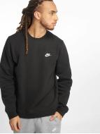 Nike Svetry NSW Fleece Club čern