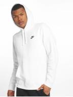 Nike Sweat à capuche Sportswear blanc
