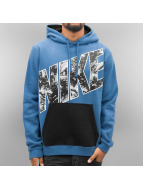 Nike Sweat à capuche City Lights Fleece bleu