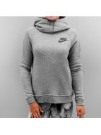 Nike Sweat à capuche Sportswear Rally gris