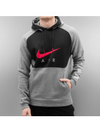 Nike Sweat à capuche NSW PO BB Air Hyp gris