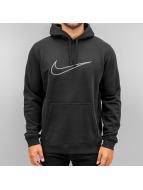 Nike Sweat à capuche Sportswear noir