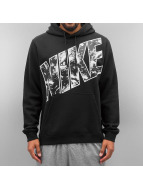 Nike Sweat à capuche City Lights Fleece noir