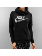 Nike Sweat à capuche Sportswear Rally noir