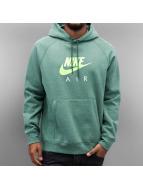 Nike Sweat à capuche Sportswear vert