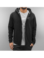 Nike Sweat à capuche zippé NSW FZ BB Air HYB noir