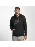 Nike NSW Legacy Hoody Black Heather