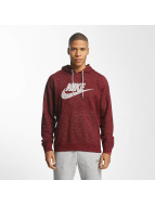 Nike NSW Legacy Hoody Dark Team Red/Heather