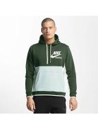 Nike Sweat capuche NSW PO Archive vert