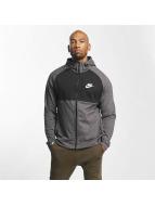 Nike Sweatvest Sportswear Advance 15 Fleece grijs