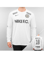 Nike Swetry F.C. bialy