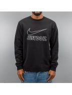 Nike Swetry NSW GX SWSH Fleece czarny