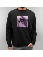 Nike Swetry Sportswear czarny